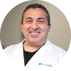 Dr. Krajekian of Mountain State Oral and Facial Surgery