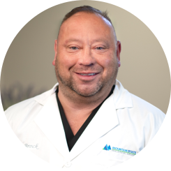 Dr. Brock of Mountain State Oral and Facial Surgery