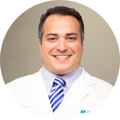 Dr. Ravelo of Mountain State Oral and Facial Surgery